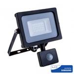 LED Прожектори със сензор SAMSUNG чип - 5 години гаранция